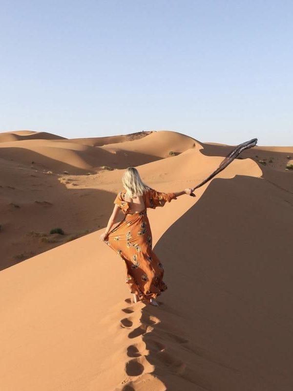 MARRAKESH + DESERT