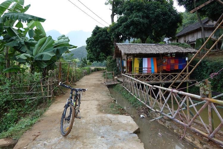 Village in Mai Chau Valley