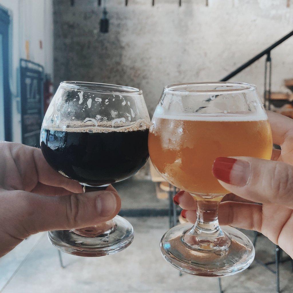 Craft beers in Tijuana