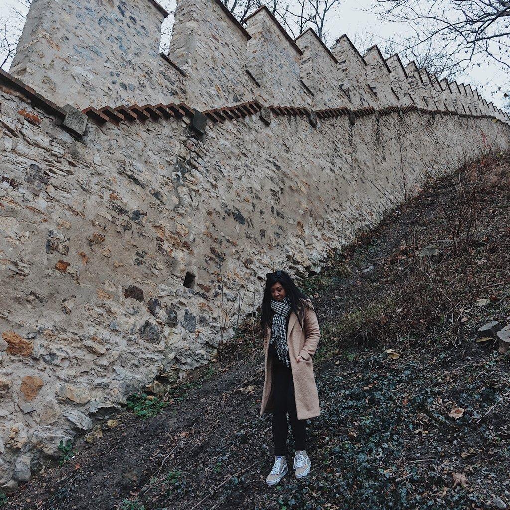 Hunger Wall in Prague