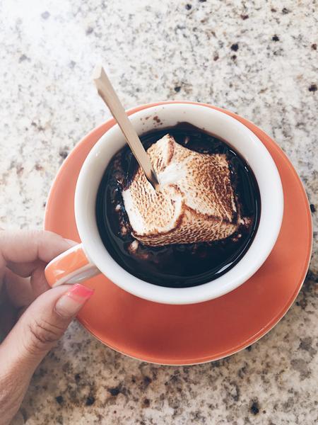 Demitasse Liquid Hot Chocolate