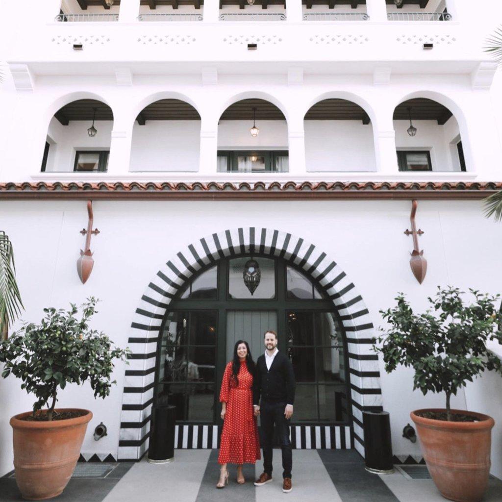 Hotel Californian in Santa Barbara