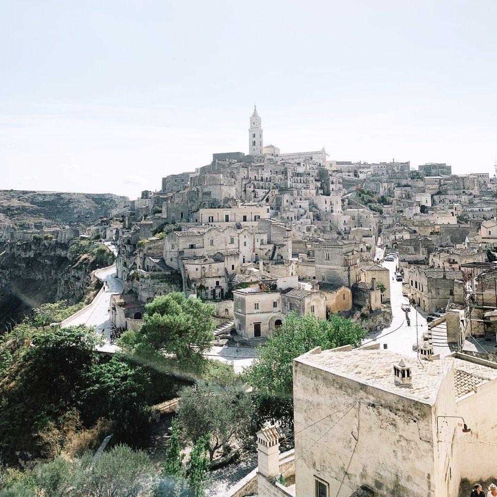 Matera Building Views