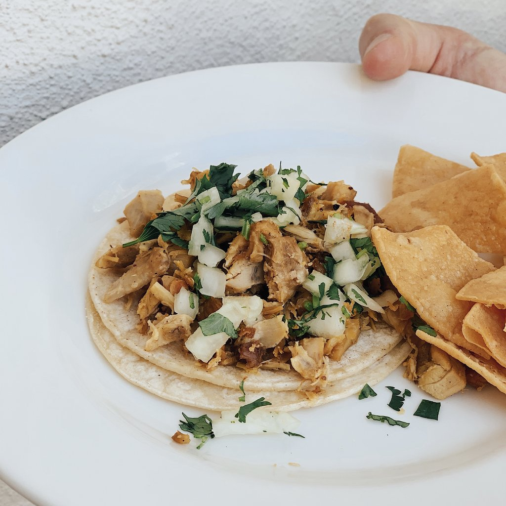 Mony's Tacos in Santa Barbara