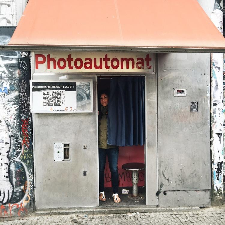 Photo Booth in Berlin