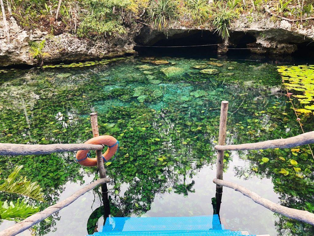 Nice-Ha Cenote by Nomoon Travel